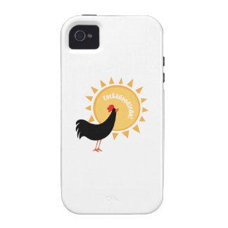 Cockadoodledo! iPhone 4 Covers
