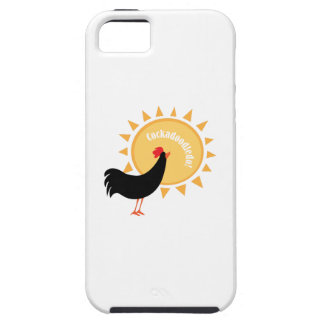 Cockadoodledo! iPhone 5 Cases