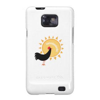 Cockadoodledo! Samsung Galaxy S2 Cover