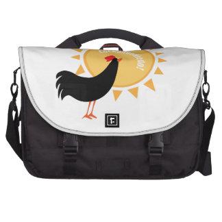 Cockadoodledo! Bag For Laptop