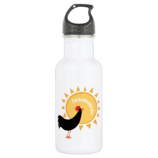 Cockadoodledo! 18oz Water Bottle