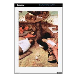 Cockaigne de Pieter Bruegel Calcomanías Para El PS3
