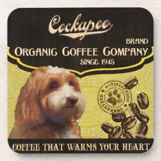 Cockapo Brand – Organic Coffee Company Coaster