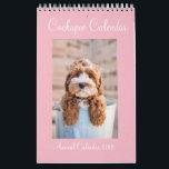 """Cockapoo Calendar 2018<br><div class=""""desc"""">Cockapoo Calendar 2018</div>"""