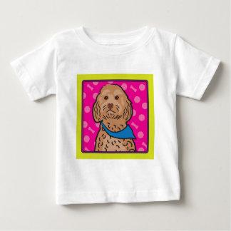 Cockapoo Cartoon Baby T-Shirt