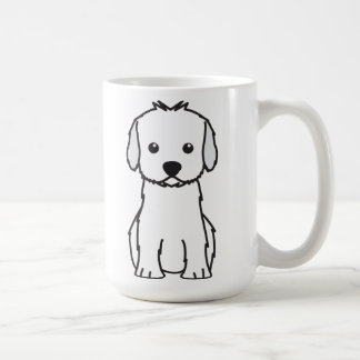 Cockapoo Dog Cartoon Coffee Mug