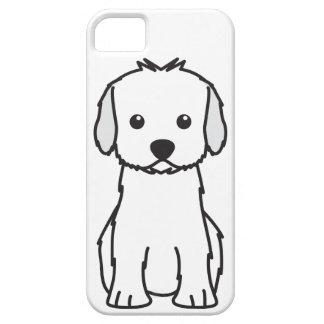 Cockapoo Dog Cartoon iPhone SE/5/5s Case