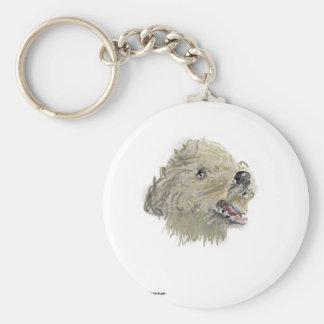 Cockapoo Keychain