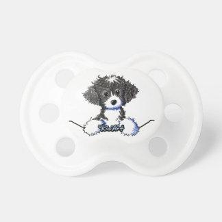 Cockapoo / Spoodle Dog Pacifier