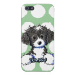 Cockapoo / Spoodle Pocket Puppy iPhone 5 Covers