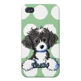 Cockapoo / Spoodle Pocket Puppy iPhone 4/4S Cover
