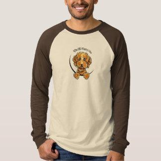 Cockapoo Tan IAAM Sm T-Shirt