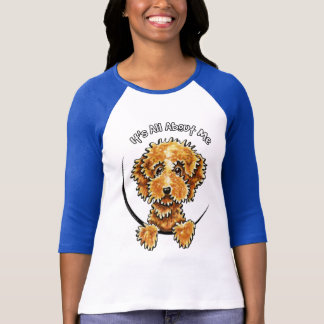 Cockapoo Tan IAAM T-Shirt