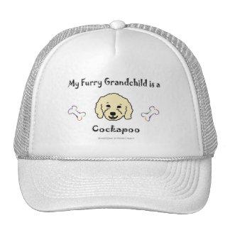 CockapooCream Mesh Hats