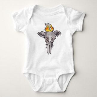 Cockatiel Baby Bodysuit