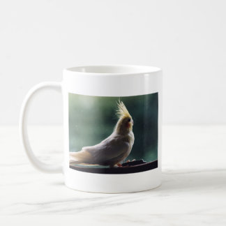 """""""Cockatiel"""" Bird Photography Mug"""