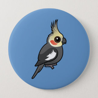 Cockatiel Button