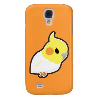 Cockatiel Cutie Samsung Galaxy S4 Cover