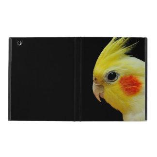 Cockatiel de Lutino iPad Funda