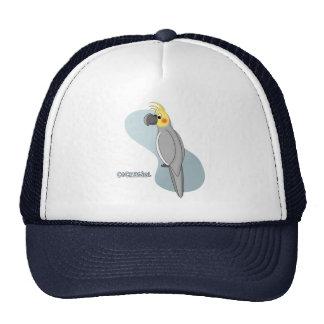 Cockatiel Hat