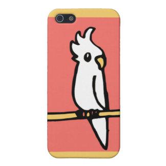 Cockatiel iPhone Cases