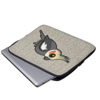 Cockatiel Laptop Computer Sleeves
