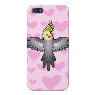 Cockatiel Love Case For iPhone SE/5/5s