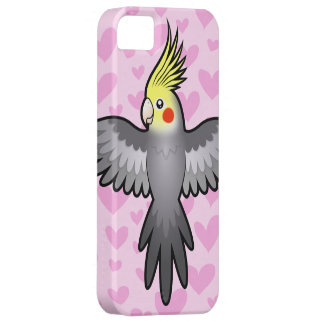Cockatiel Love iPhone SE/5/5s Case