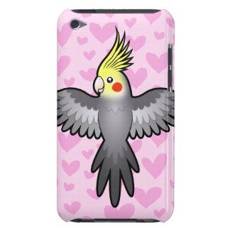 Cockatiel Love iPod Case-Mate Case