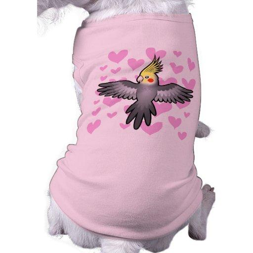 Cockatiel Love Pet T-shirt