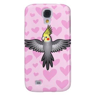 Cockatiel Love Samsung S4 Case