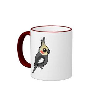 Cockatiel Coffee Mugs