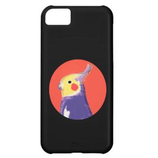 Cockatiel Pop Art Case For iPhone 5C