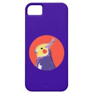 Cockatiel Pop Art iPhone SE/5/5s Case