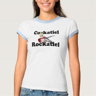 Cockatiel Rockatiel Shirt