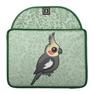 Cockatiel Sleeve For MacBooks