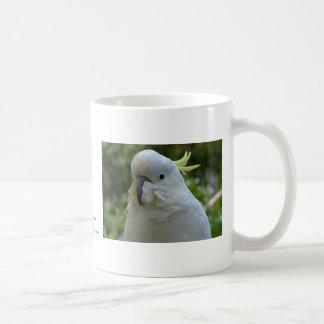 Cockatoo and Galah mug