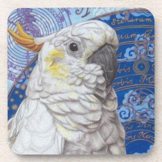 Cockatoo Art Coasters - Set of 6