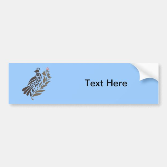 Cockatoo Cacatuidae Parrots Quail Bird Birds Art Bumper Sticker