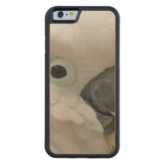 Cockatoo Carved® Maple iPhone 6 Bumper