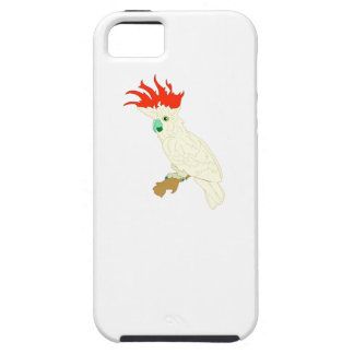 Cockatoo iPhone 5 Case