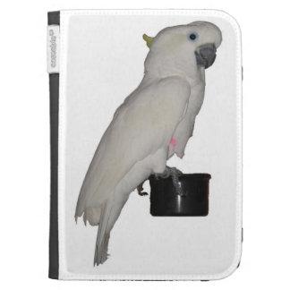 Cockatoo Caseable Case Kindle Case