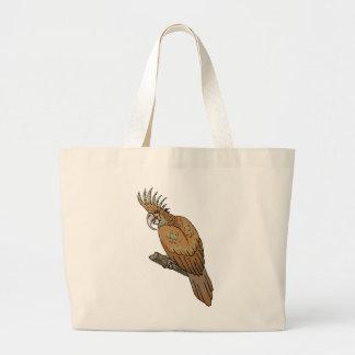 Cockatoo de la palma bolsa