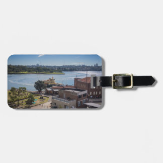 Cockatoo Island Ferry Terminal Luggage Tags