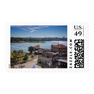 Cockatoo Island Ferry Terminal Postage