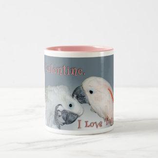 Cockatoo Love You Mug