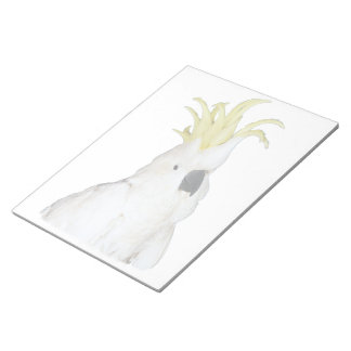 Cockatoo Notepad