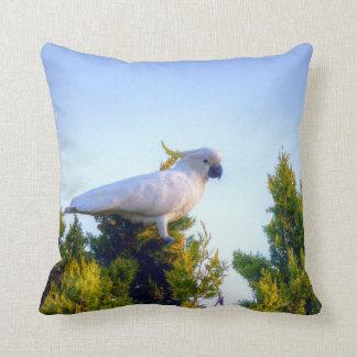 Cockatoo Pillow