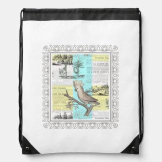Cockatoo Tropical Dream Backpacks