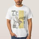 Cockatoo Tropical Toile T-Shirt